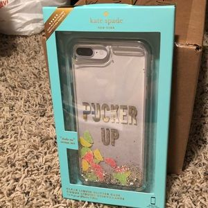 NWT Kate Spade iPhone 7 Plus Case